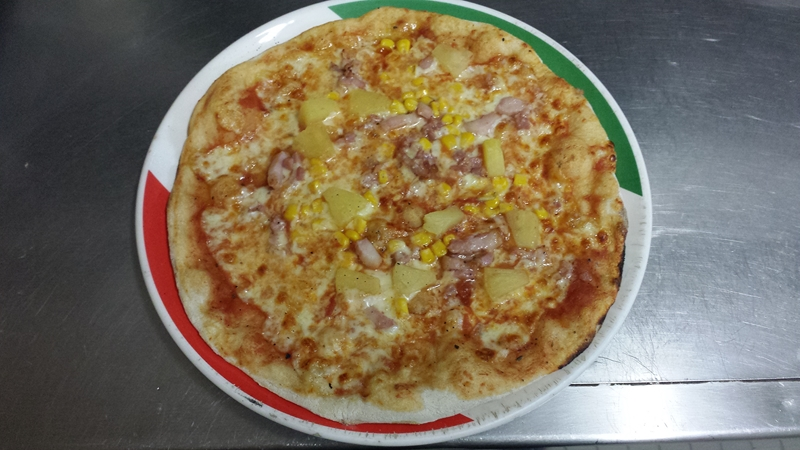 PIZZA-HAWAI